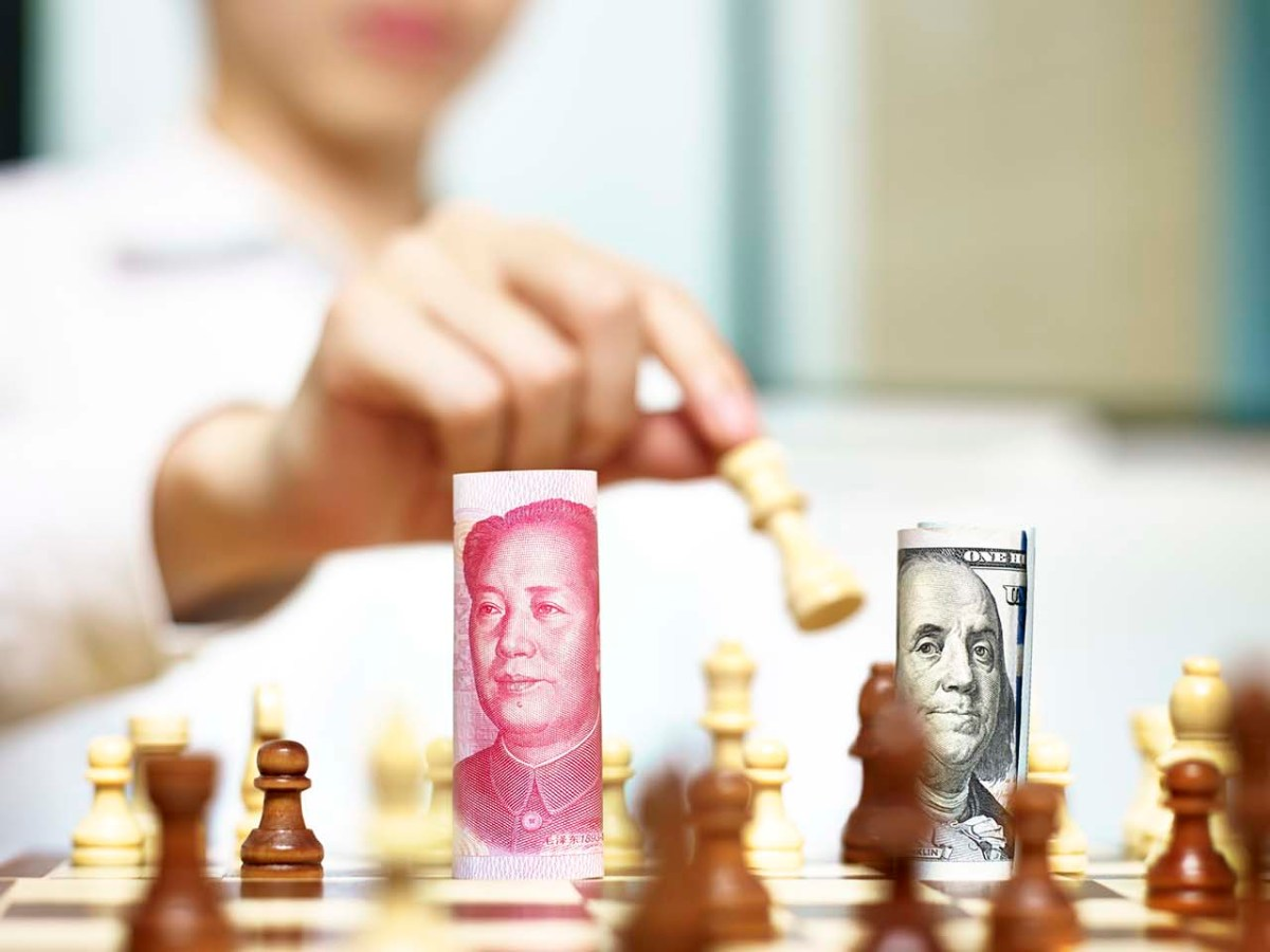 Xi's calculus on the yuan may depend on what Tokyo does with the yen. Photo illustration: iStock