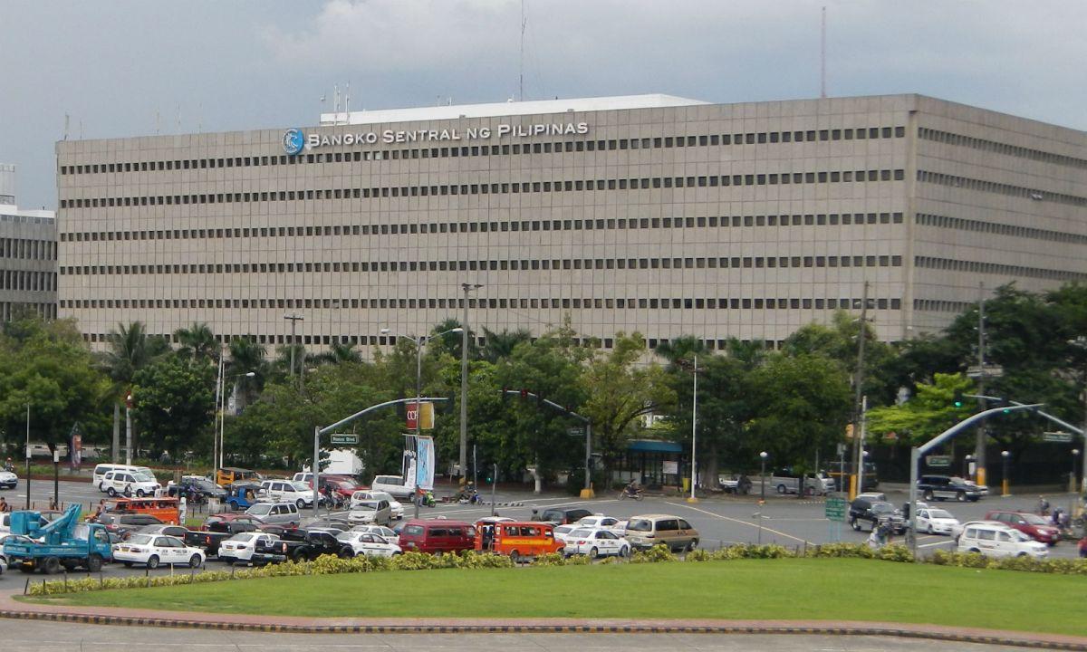 Bangko Sentral ng Pilipinas. Photo: Wikimedia Commons/Ramon FVelasquez