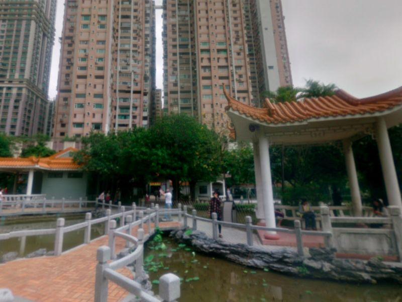 Flower City Park in Taipa, Macau. Photo: Google Maps