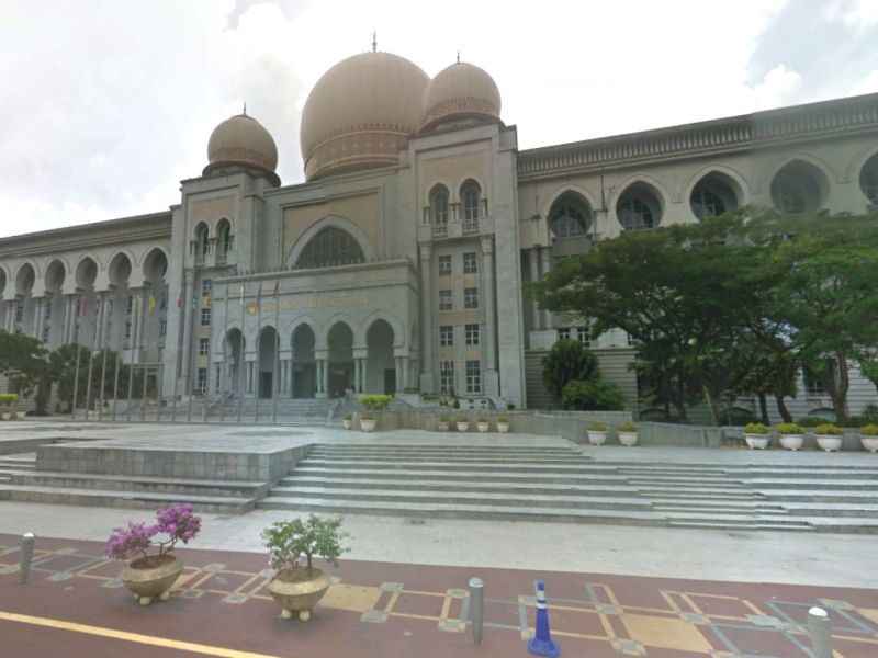 The Court of Appeal of Malaysia. Photo: Google Maps