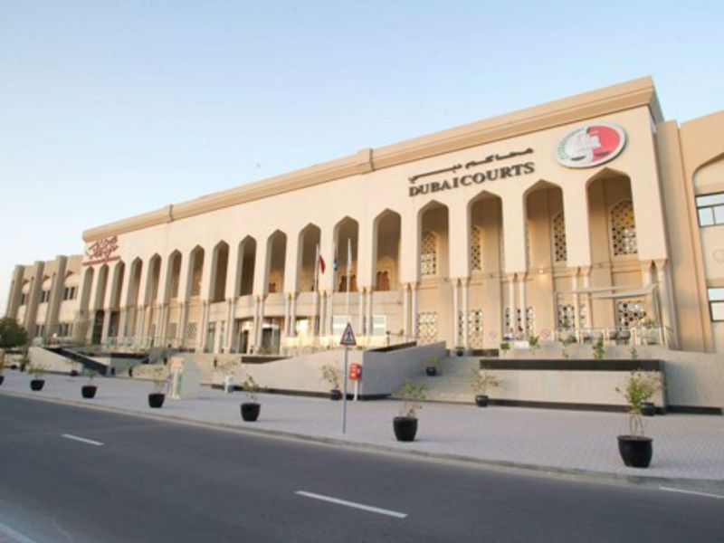 The Dubai Courts. Photo: Dubai government