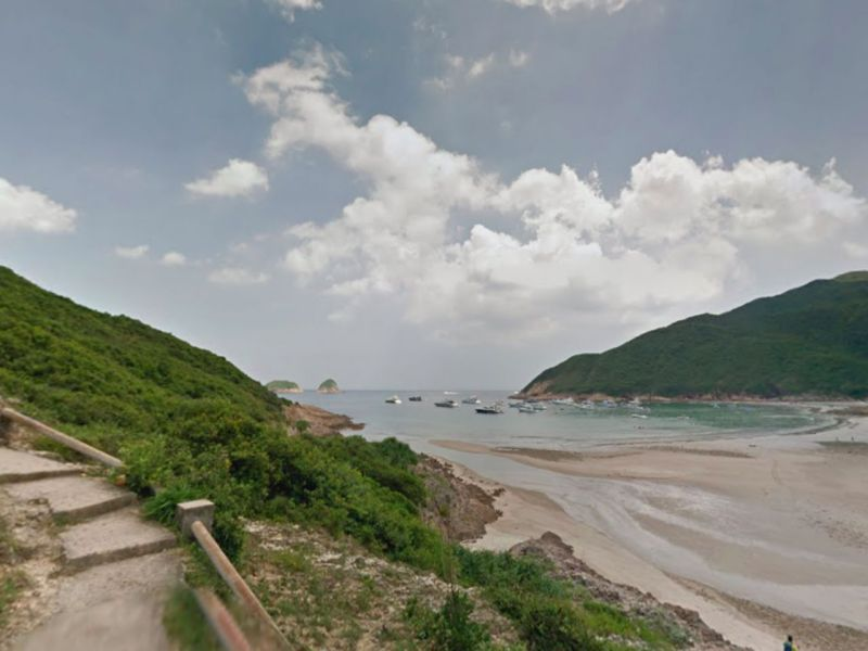 Sai Wan in Sai Kung, the New Territories Photo: Google Maps
