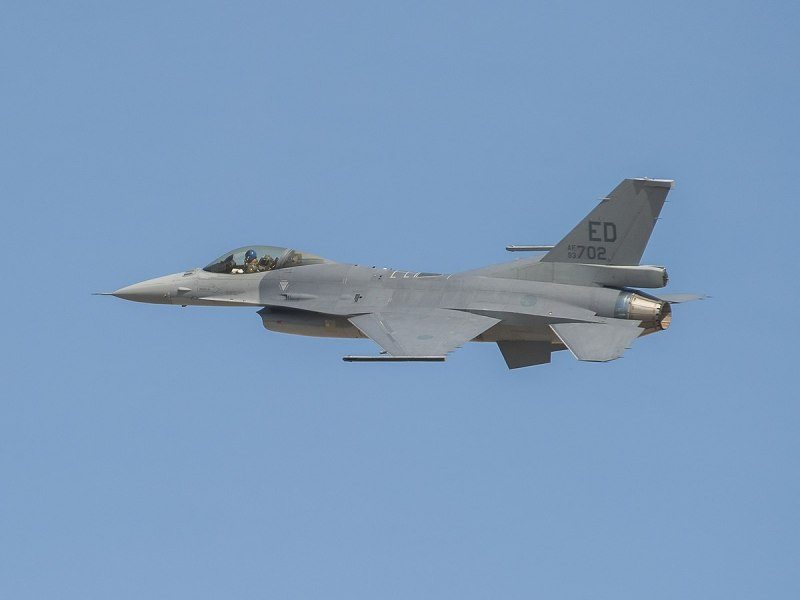 Taiwan has been updating its fleet of F-16s since early 2017 as the airborne platforms for a more advanced radar system. Photo: Lockheed Martin