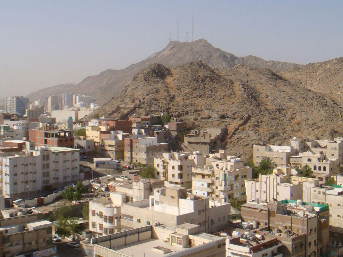 Mecca in Saudi Arabia. Photo: Wikimedia Commons