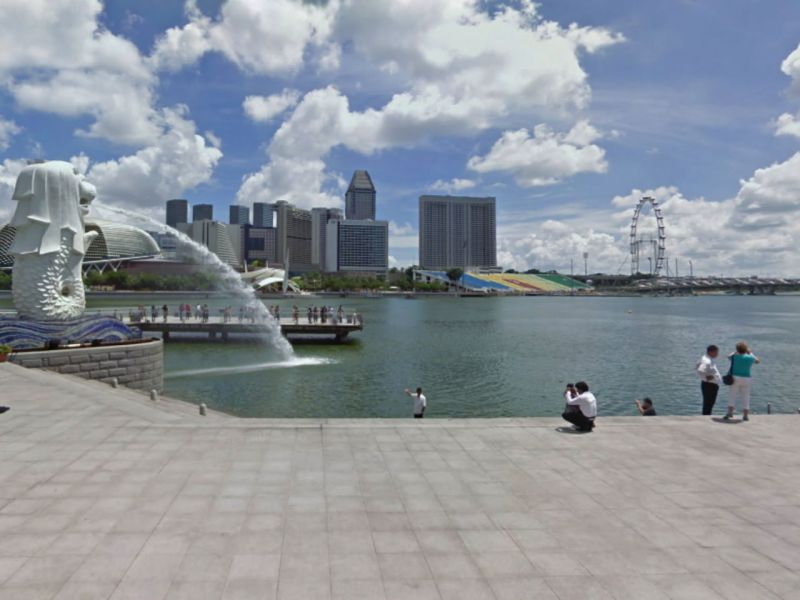 Singapore. Photo: Google Maps
