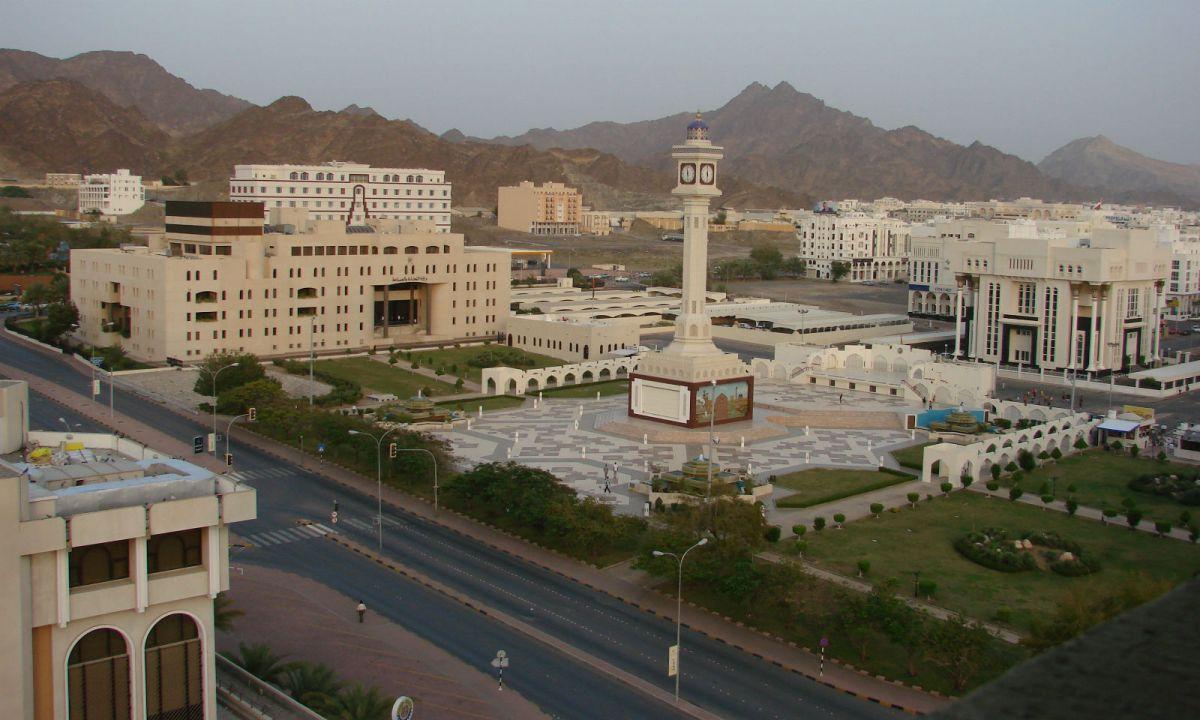 Muscat, Oman. Photo: Wikimedia Commons
