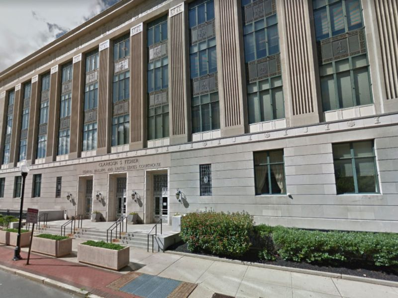 US District Court for the District of New Jersey. Photo: Google Maps