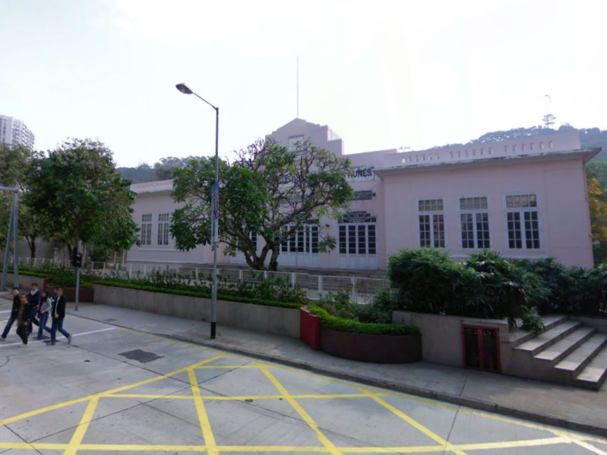 Avenida de Sidónio Pais in Macau. Photo: Google Maps