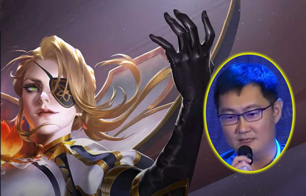 Pony Ma Huateng's Tencent was criticized by Beijing media for its online game business. Photo: pvp.qq.com