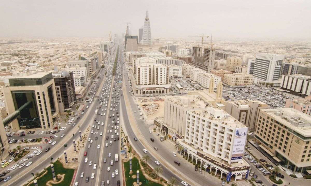 Riyadh, Saudi Arabia. Photo: Wikimedia Commons.