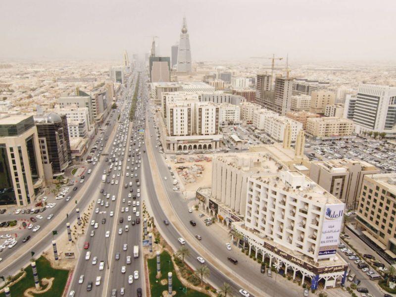Riyadh, Saudi Arabia. Photo: Wikimedia Commons.
