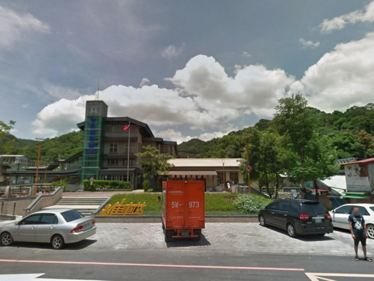 Shanjia railway station, Shulin District of New Taipei City, Taiwan. Photo: Google Maps