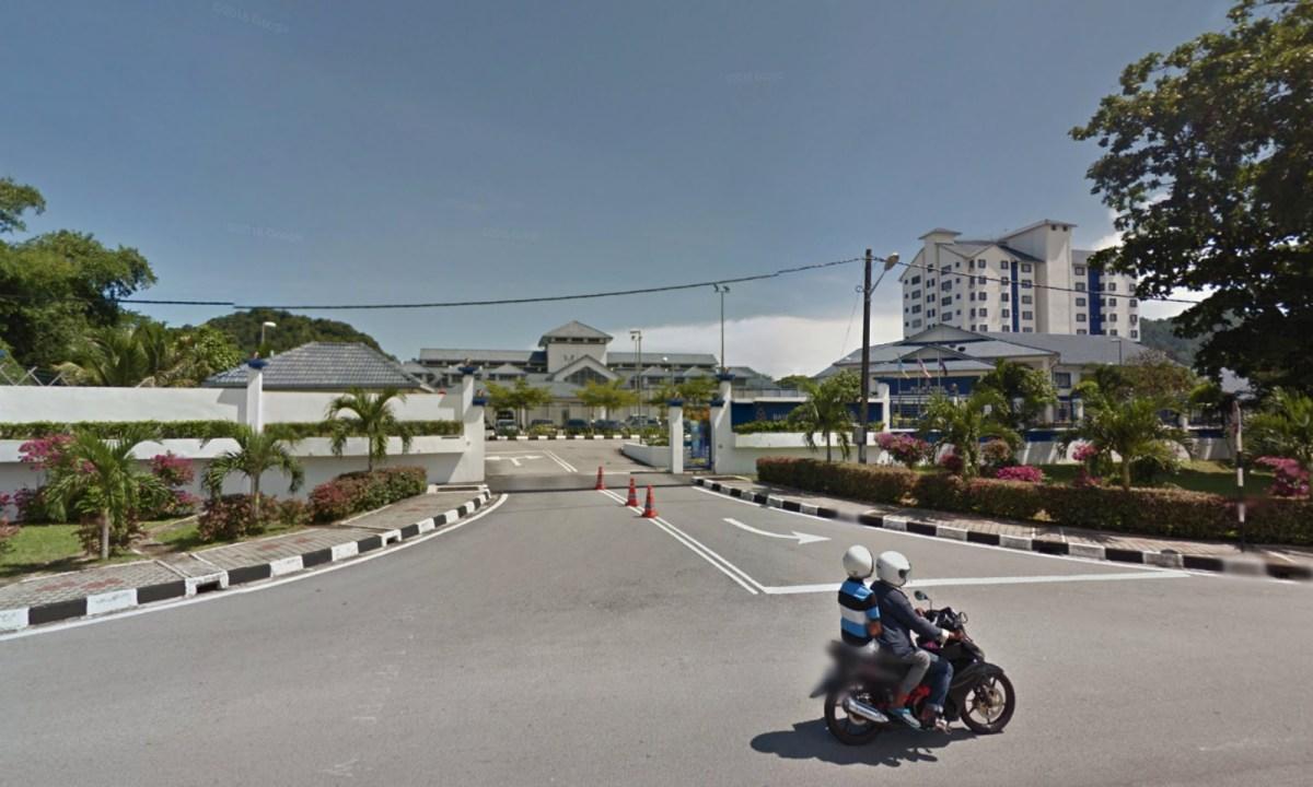 Bayan Baru Police Station, Bayan Lepas, Penang, Malaysia. Photo: Google Maps