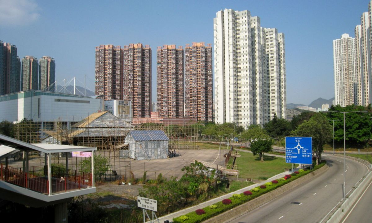 Tsing Yi, Hong Kong. Photo: Wikimedia Commons