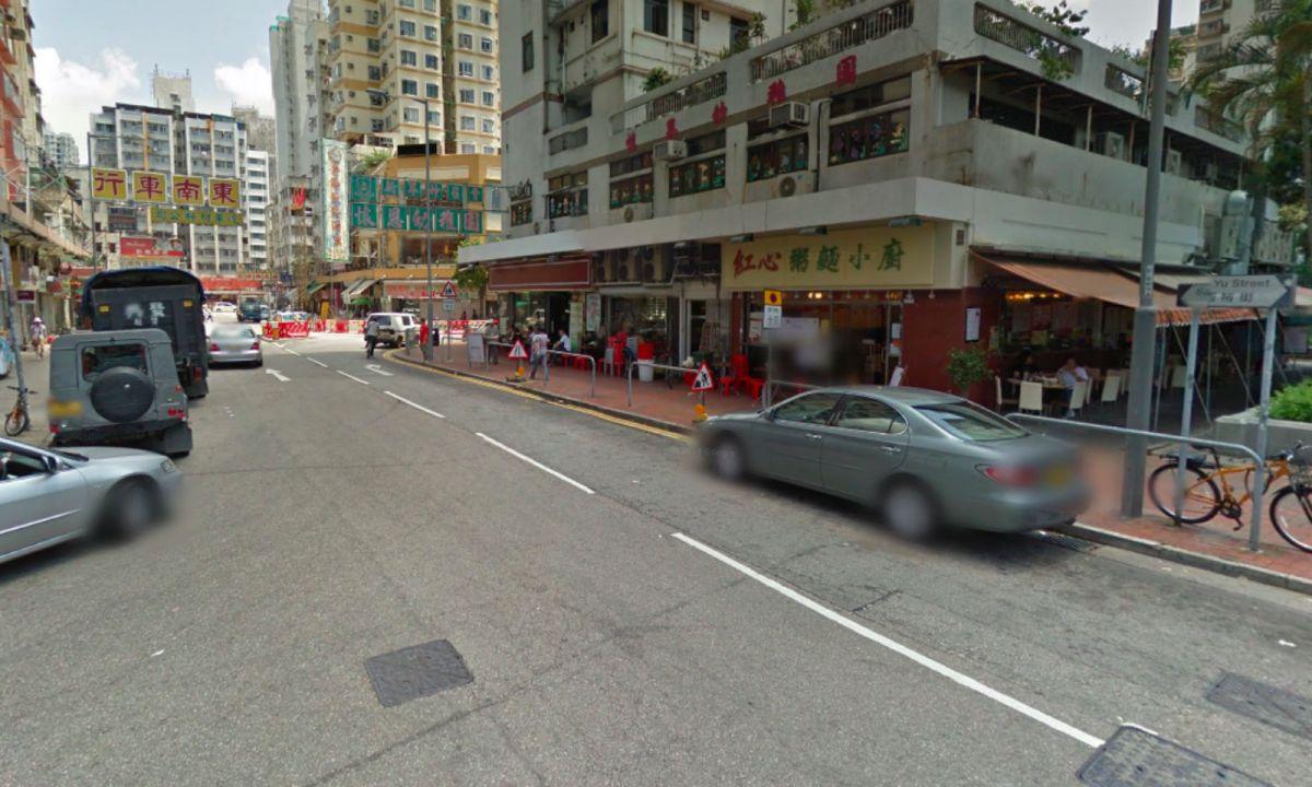 Yuen Long, New Territories. Photo: Google Maps