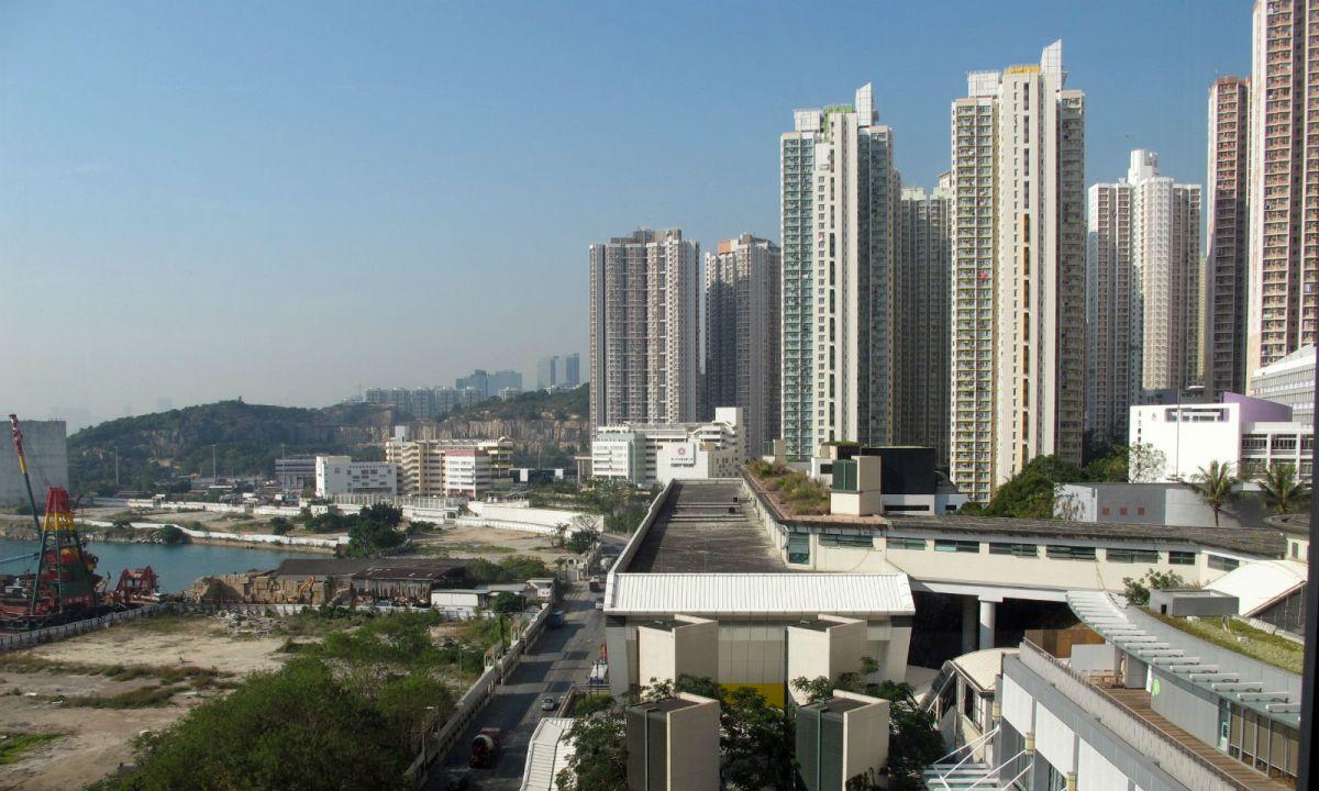 Yau Tong in Hong Kong. Photo: Wikimedia Commons