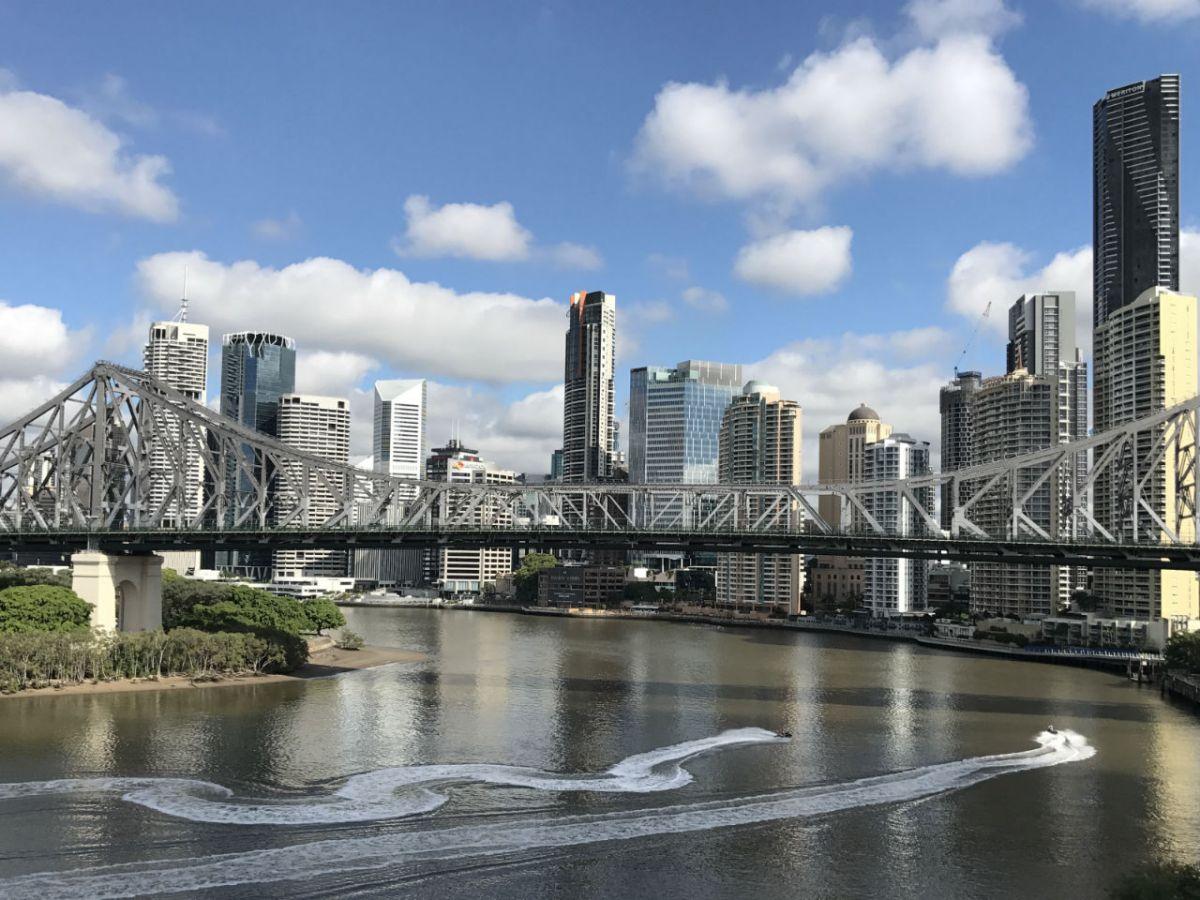 Brisbane, Australia. Photo: Wikimedia Commons