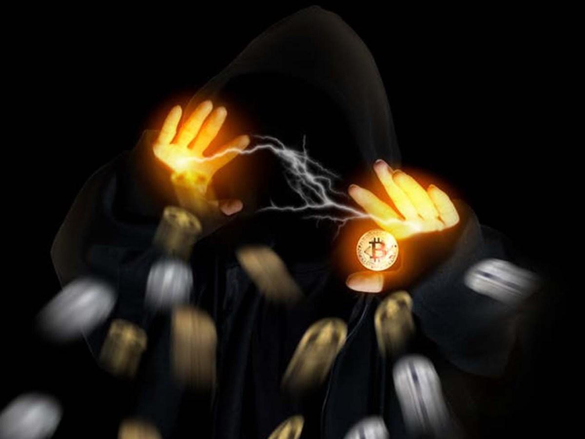Cryptojacking spreads across the web. Photo: Wichai Wong Jong Jaihan/Shutterstock.com