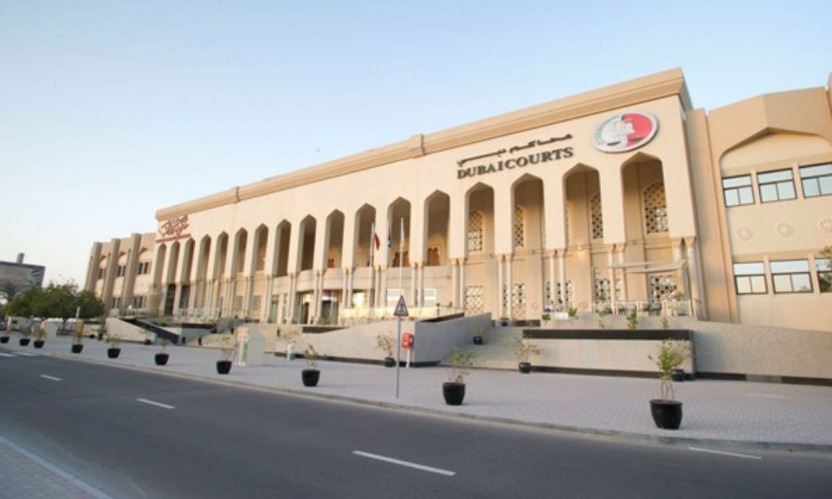 Dubai Courts. Photo: Dubai government