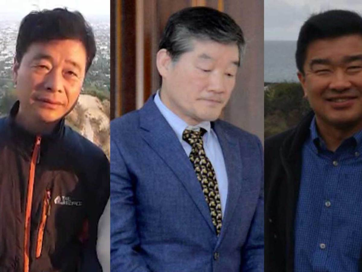 Released North Korean hostages Kim Hak-song, Kim Dong-chul and Kim Sang-duk (known as Tony Kim) in file photos. Photos: Reuters, AFP