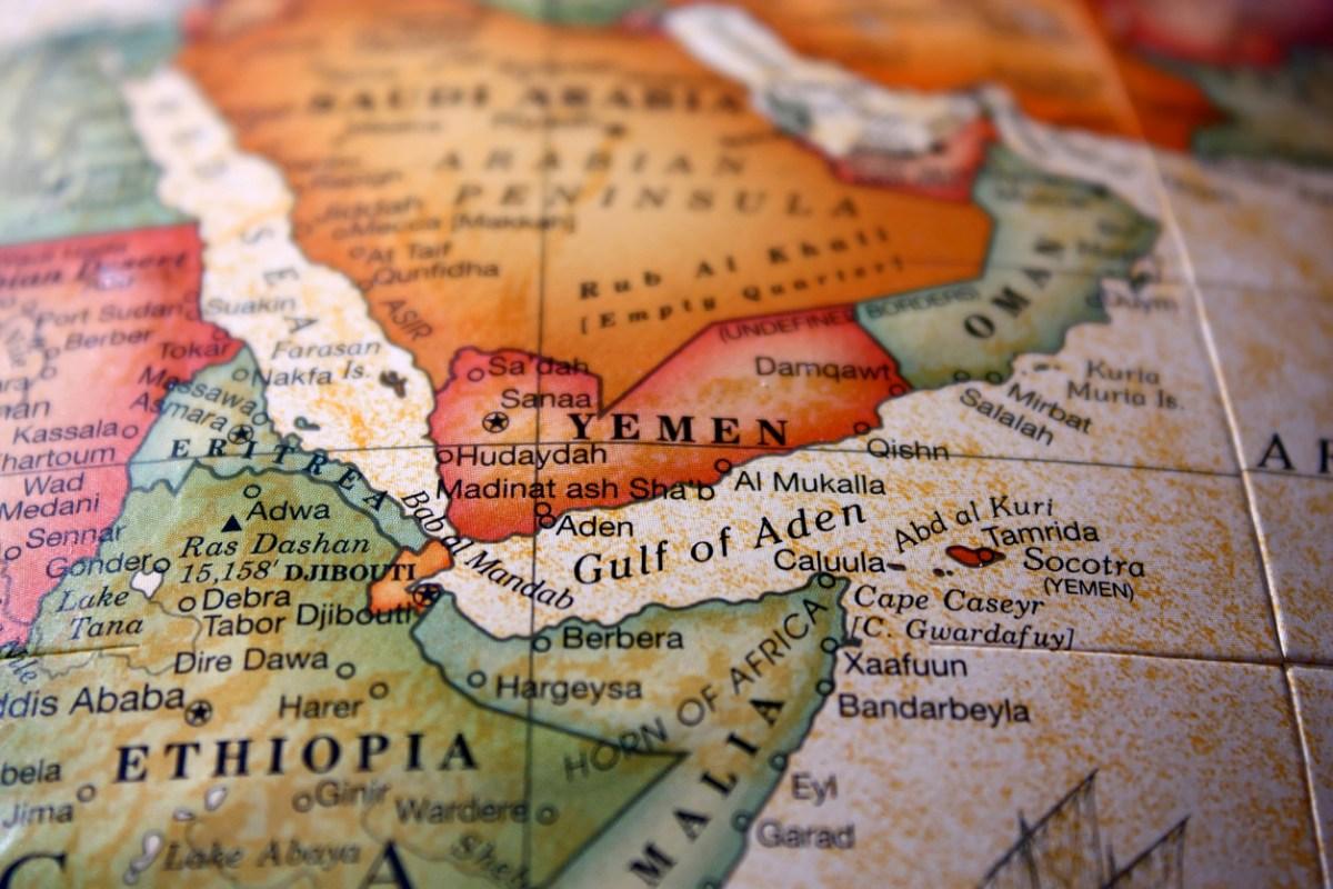 Map of Gulf. Photo: iStock