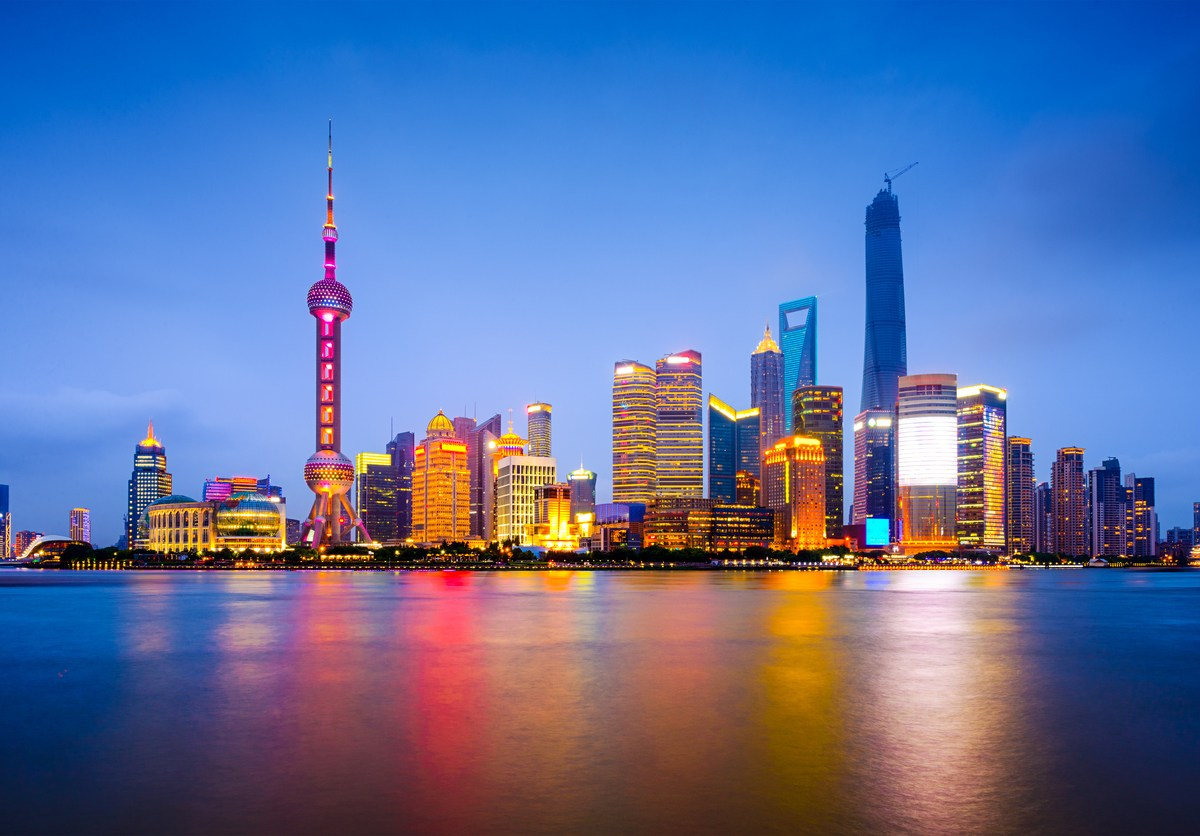 Shanghai, China. Photo: iStock