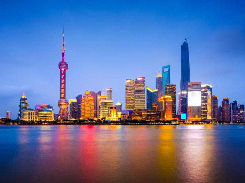 Shanghai, China. Photo: iStock