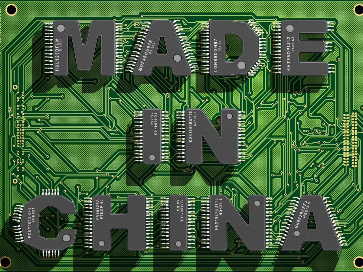 Electronic circuit board. Photo: iStock
