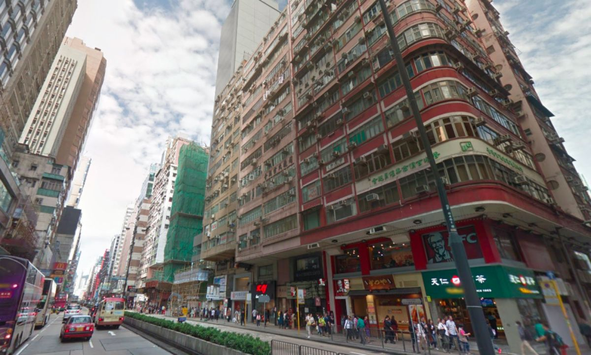 Raids were made across Hong Kong. Photo: Google Maps