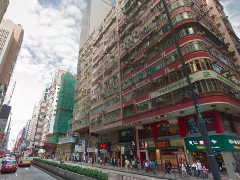 Raids were made across Hong Kong. Photo: Google Maps