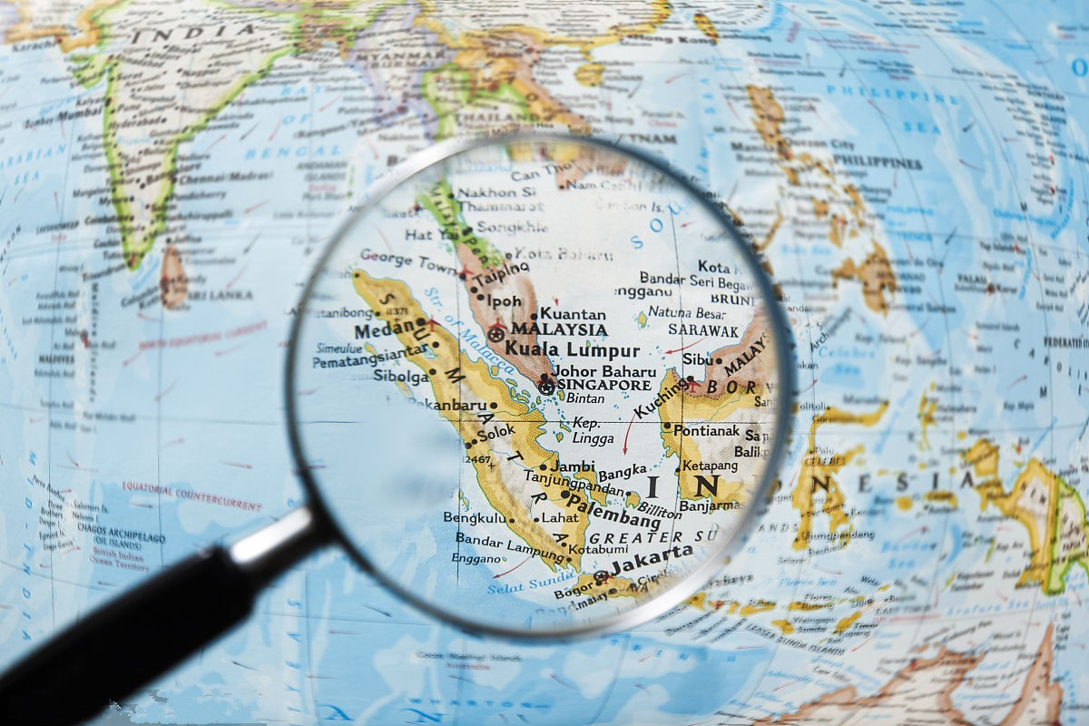 The Malacca Strait remains as a weak underbelly of China's trade and energy security. Photo: Getty Images