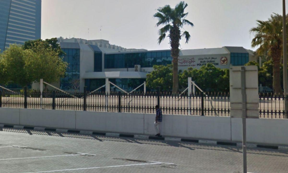 Bur Dubai Police Station. Photo: Google Maps