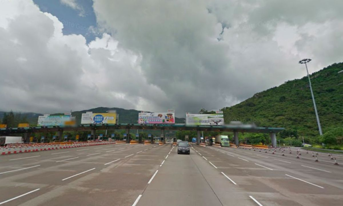 Tam Lam Tunnel, the New Territories Photo: Google Maps