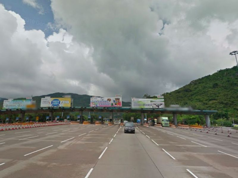 Tam Lam Tunnel, the New Territories Photo: Google Maps