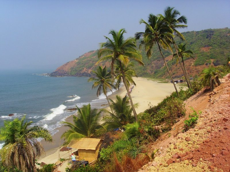 Goa. known for its pristine beaches, could see a ban on iron ore mining lifted. Photo: Wikimedia Commons