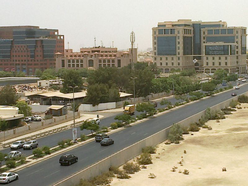 Jeddah in Saudi Arabia where a Filipino maid tried to take her life and was arrested. Photo: Wikimedia Commons/Mohammad Waqas Ahmad