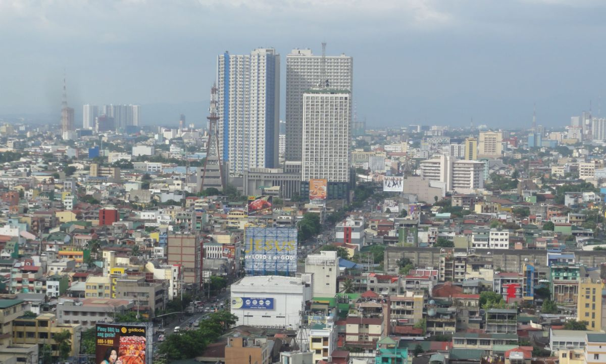 Manila, Philippines. Photo: Wikimedia Commons