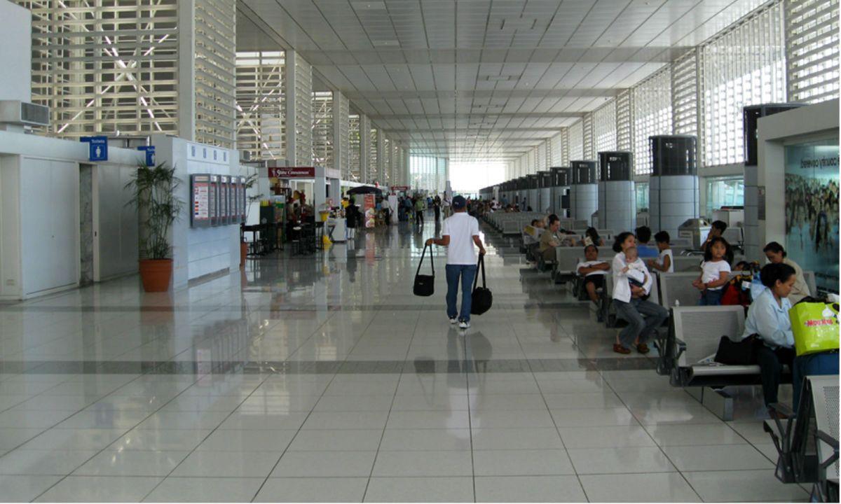 Terminal 2 at Ninoy Aquino International Airport. Photo: Wikimedia Commons