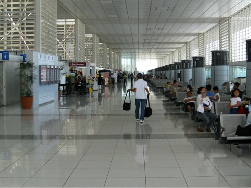 Terminal 2 at Ninoy Aquino International Airport. Photo: Wikimedia Commons