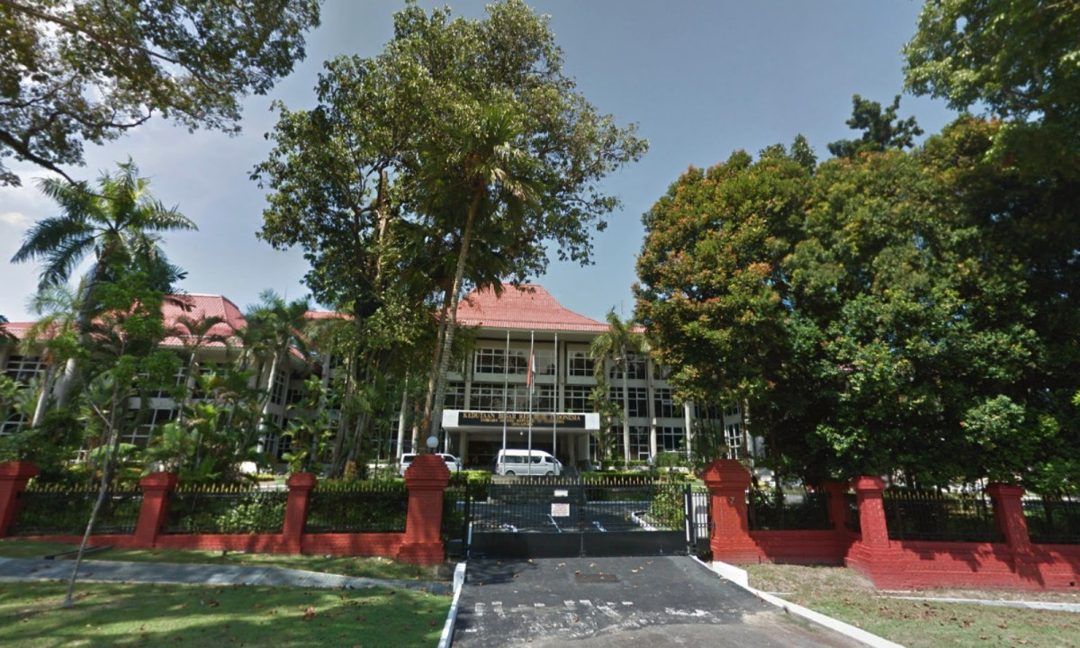 Indonesian Embassy in Singapore. Photo: Google Maps