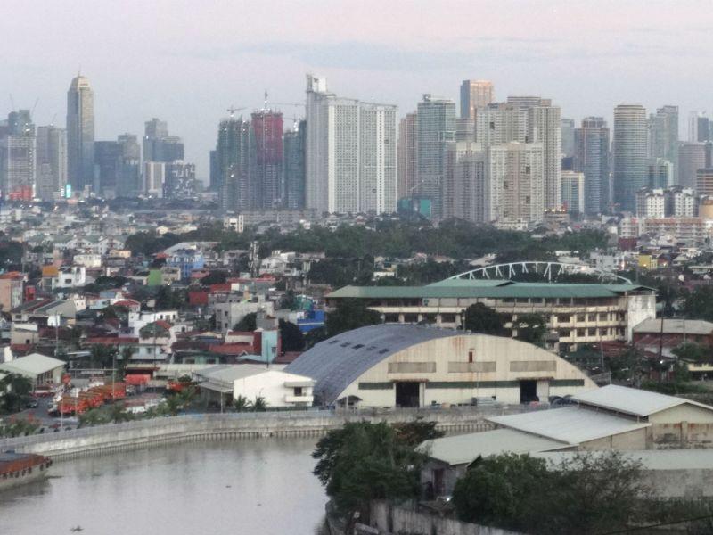 Taguig City, Philippines. Photo: Wikimedia Commons