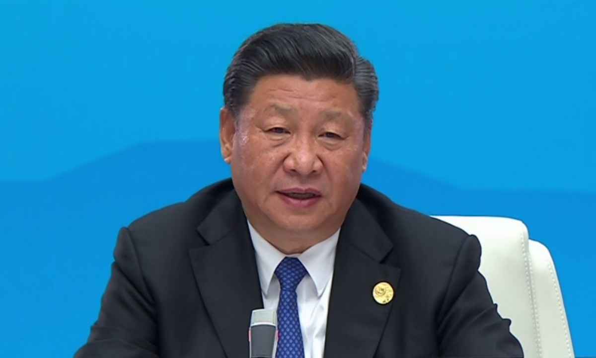 Chinese President Xi Jinping, who celebrated his birthday on Friday. Photo: Xinhua