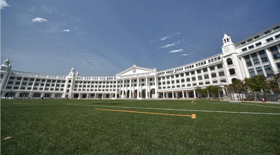 Harrow will teach simplified Chinese to students at its Hong Kong campus. Photo: Harrow Hong Kong