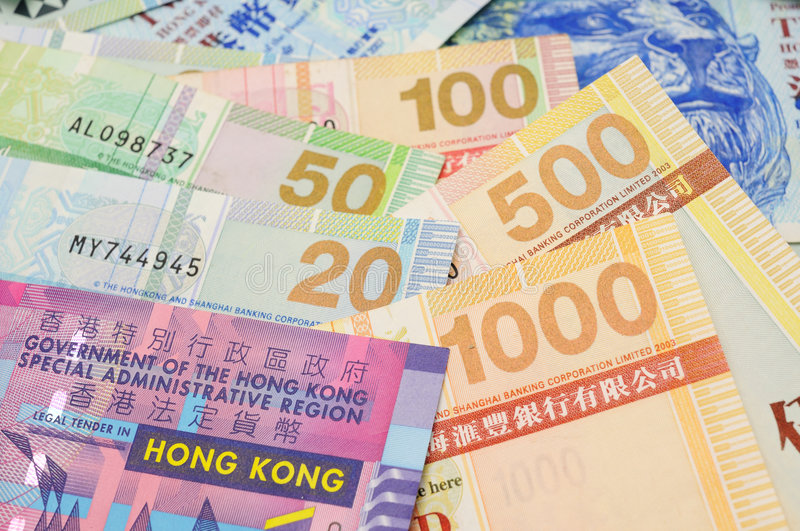 Police said they  collected about HK$6,000 (US$800) in HK$100 bills and have asked the public to hand over any other notes that were found fluttering through the air in Kowloon on Saturday. Photo: Getty Images