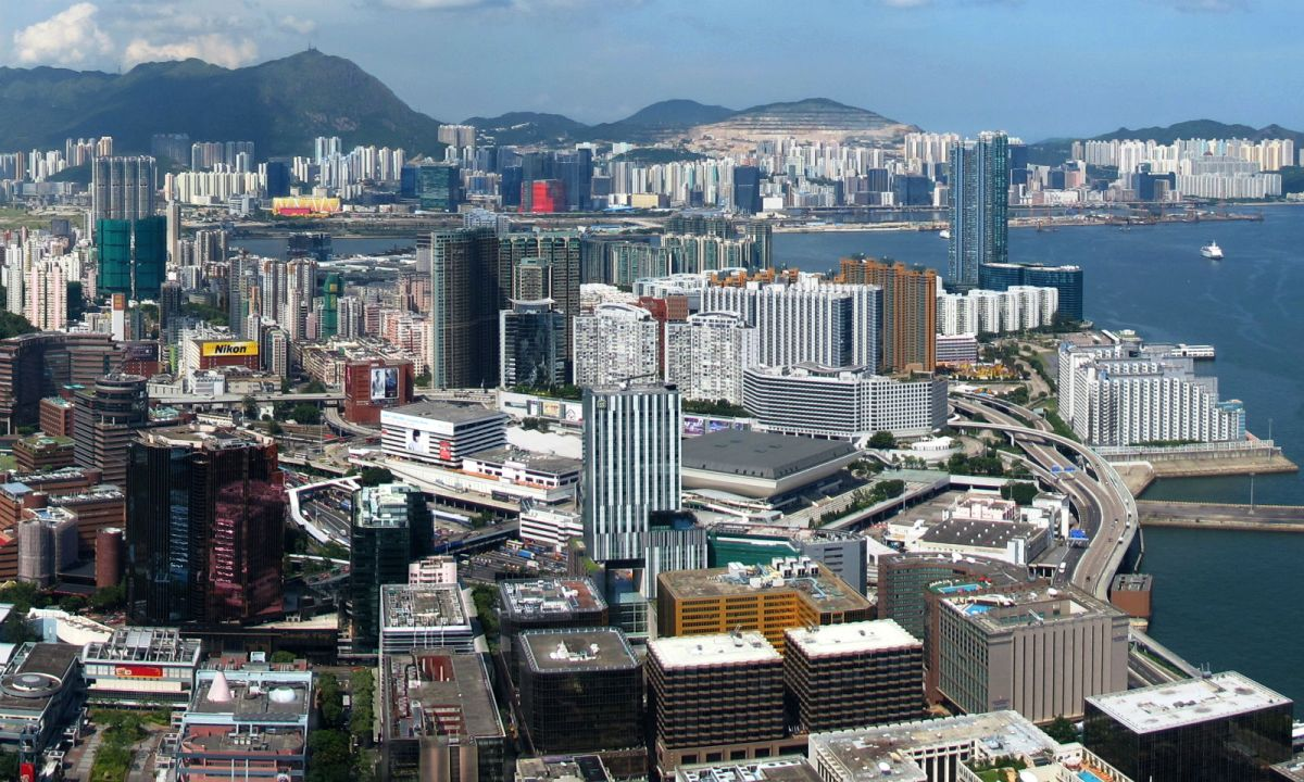 Hung Hom, Kowloon. Photo: Google Maps