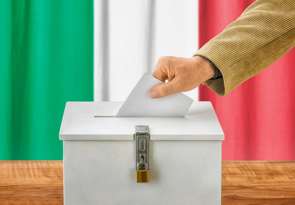 Matteo Salvini's far-right League took a trio of left-wing strongholds in Tuscany in Sunday's municipal elections. Photo: iStock