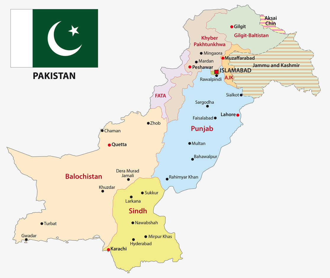 DO NOT USE, USE RESIZED VERSION -Gilgit-Baltistan occupies a strategic area of northern Pakistan. Image: iStock