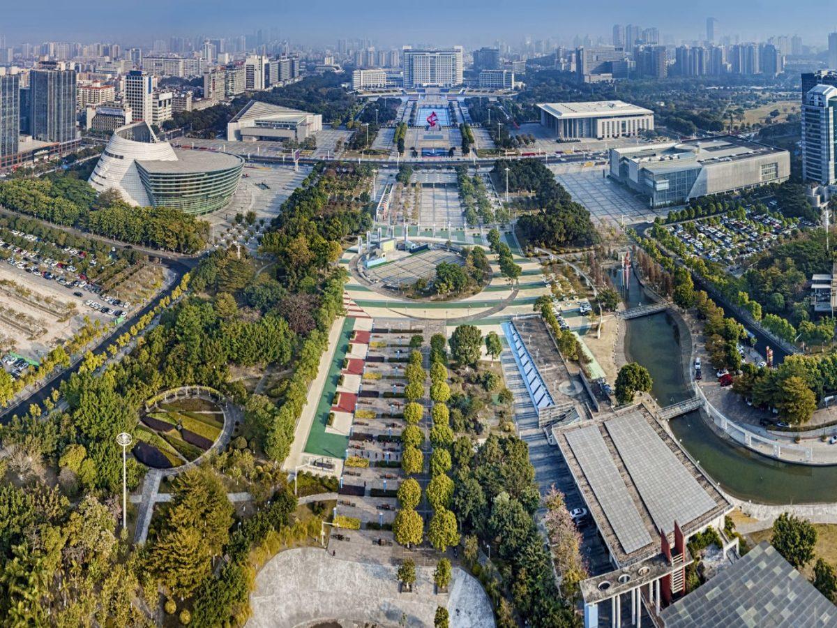 Dongguan city in Guangdong province, China. Photo: iStock