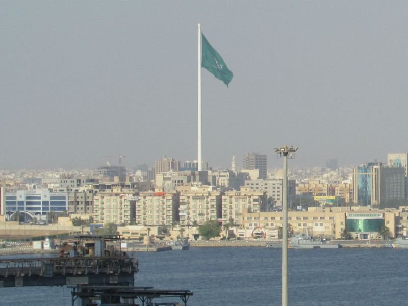 Jeddah, Saudi Arabia. Photo: Wikimedia Commons