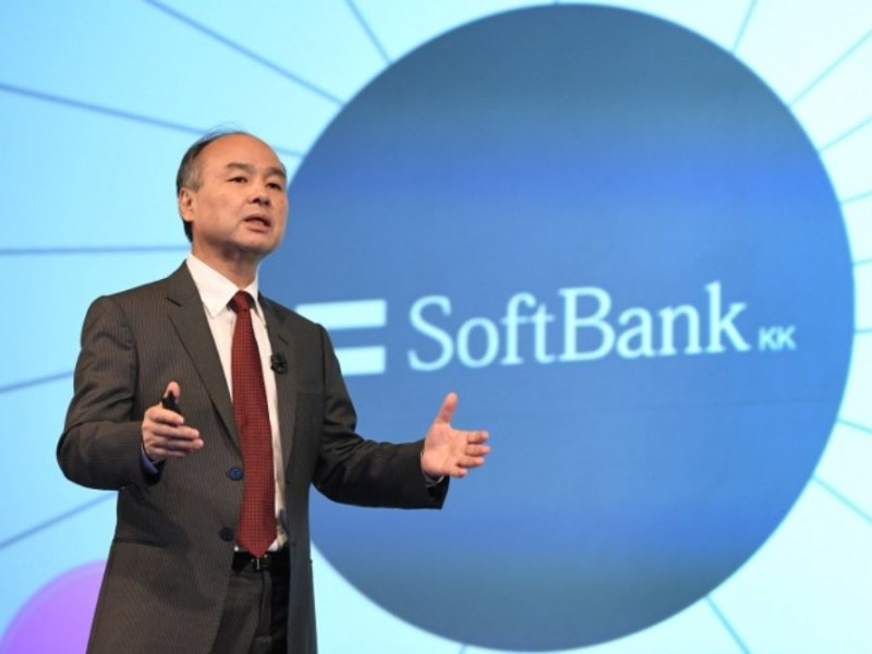 SoftBank Group chairman and CEO Masayoshi Son. Photo: AFP
